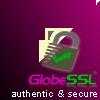 GlobeSSL WebSite Seal